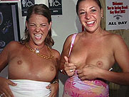 Sprink Break Girls Flashing