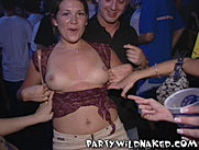 Brunette College Flashing