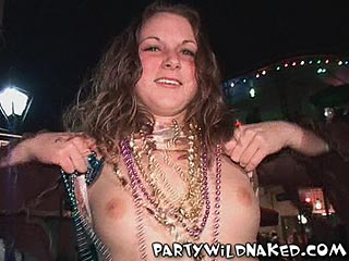 vidpic02 Drink Full Glass Of Cum   Mardi Gras Girls Flashing Boobs for Beads RealDrunkenGirls.com   Mission Plan: get her drunk and fuck her like a dirty whore!